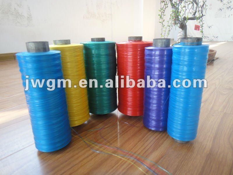 High durable practical polyester mesh bags drawstrings