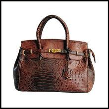 crocodile fashion casual replicate Lady Handbag