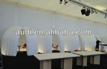 Indoor inflatable room / inflatable dome / inflatable wall