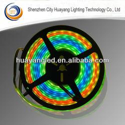 High quality Christmas Decor RGB led strips light full color 5050 chip