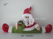 Merry christmas/Lovely christmas snowman, santa claus,reindeer /christmas decoration