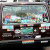 Colorful Self Adhesive Car Sticker Car Decals Window Sticker