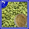 Chlorogenic Acids Powder Green Coffee Bean Extract