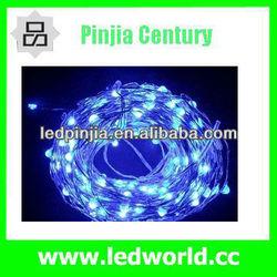 10m 100leds copper led string lights 110v