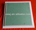 el acceso del techo panel de perfil de aluminio para paneles de yeso