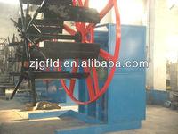 plastic pipe winder/plastic pipe winding machine