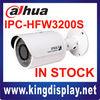 dahua ipc-hfw3200s poe onvif network camera cheaper than honeywell avtech axis hikvision cameras