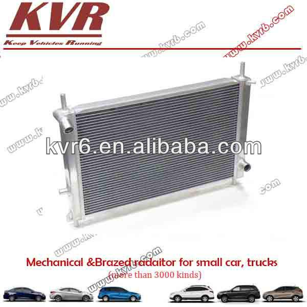 Ford FIESTA de automóviles del radiador para el sistema de refrigeración 1111384