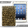 2013 fancy case for mini ipad with animal leather series design
