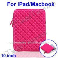 "High Quality Luxury Diamond Anti-shock Waterproof PU Leather Bag Case for iPad2 iPad4 New iPad 10"" Tablet PC"