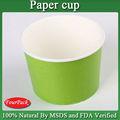 2013 novo design comestível descartáveis copo gelado para copo de papel frio