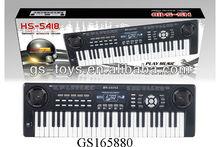 B/O Electronic Organ With Microphone 54 Keyboards