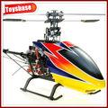 2.4 G RC helicóptero 450 fuselaje