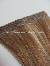 double sided adhesive hair tape skin weft