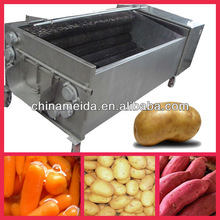 Industrial Sweet Stainless Steel Commercial High Quality Cheap Professional stainless steel potato washing and peeling machine
