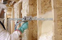 High pressure polyurethane foam density