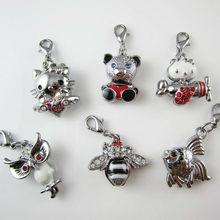 animal owl pendant,eagle pet charm