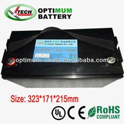 12v 100ah battery for bosch
