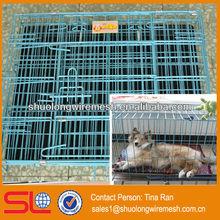 Mesh dog enclosure