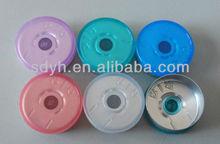 target openning aluminum-plastic cap