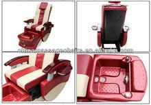 shunde electronics led new pedicure chair frame massager