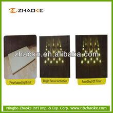 16 Led Light Floor Mat