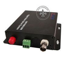 20KM Fiber Optic Transceiver For CCTV Inspection ZM110-109