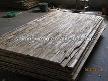 Chinese square blockboard core, poplar inside filler block board, blockboard for decoration (BLOCKBOARD MANUFACTURER)