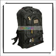 Black Oxford Cloth Travel Hiking Backpack Bag For Men -13007048