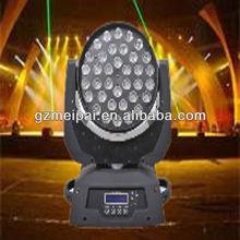 36pcs 10w LED Alibaba RGBW RoHS LED Illumination