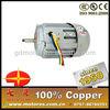 Copper Winding Single Phase 2HP Electric Motor 230V 50HZ