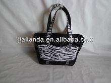 Zebras Cooler Tote Bag