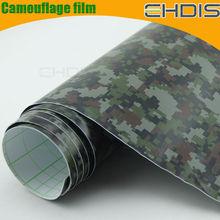 auto body wrapping vinyl film digital camo vinyl thick vinyl roll