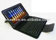 for samsung galaxy Tab 8.9 P7300 keyboard case Wireless Bluetooth keyboard 8.9 inch