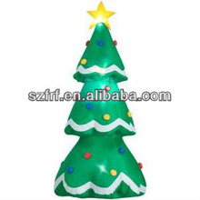 NEW Holiday Accents 7FT Inflatable Christmas Tree