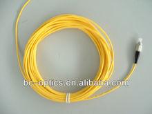 fibra óptica do cabo jumper