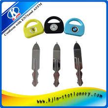 Fun car key plastic toy pens