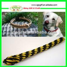 2013 new arriving Paracord Pet Collar
