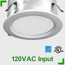 Suitable for Damp location! Full CCT options 6inch led downlight