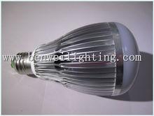 2013 lastest low cost Aluminum housing Ra80 e27 led light bulb 12w
