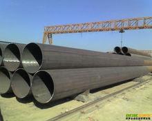 LSAW carbon/mild steel pipe API5L PSL1/PSL2