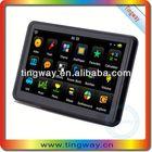 5'gps dvr navigator car dvr recorder with gps windows ce 6.0 with FM,MP3,MP4,dvr,bluetooth