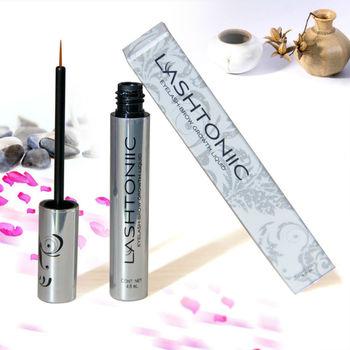 Lashtoniic eyelash/eyebrow growth liquid cosmetic eyelash growth enhancer