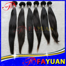 Hot sale peruvian hair remy virgin human one donor unprocessed 5a silk straight peruvian hair weave