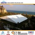 Eine form aluminium 15x25m pvc-struktur zelt für event für die partei für die hochzeit