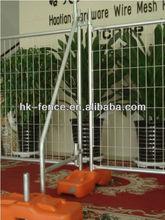 Austrilia galvanized temporary fence