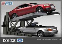 EPO Tilting easy car parking lift system
