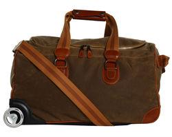 New design eminent Canvas luggage 2013