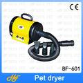Pet kit de aseo simple y confiable para mascotas bf-601 secadores