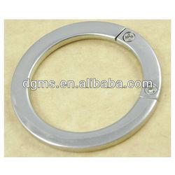 Custom cheap metal alloy ring